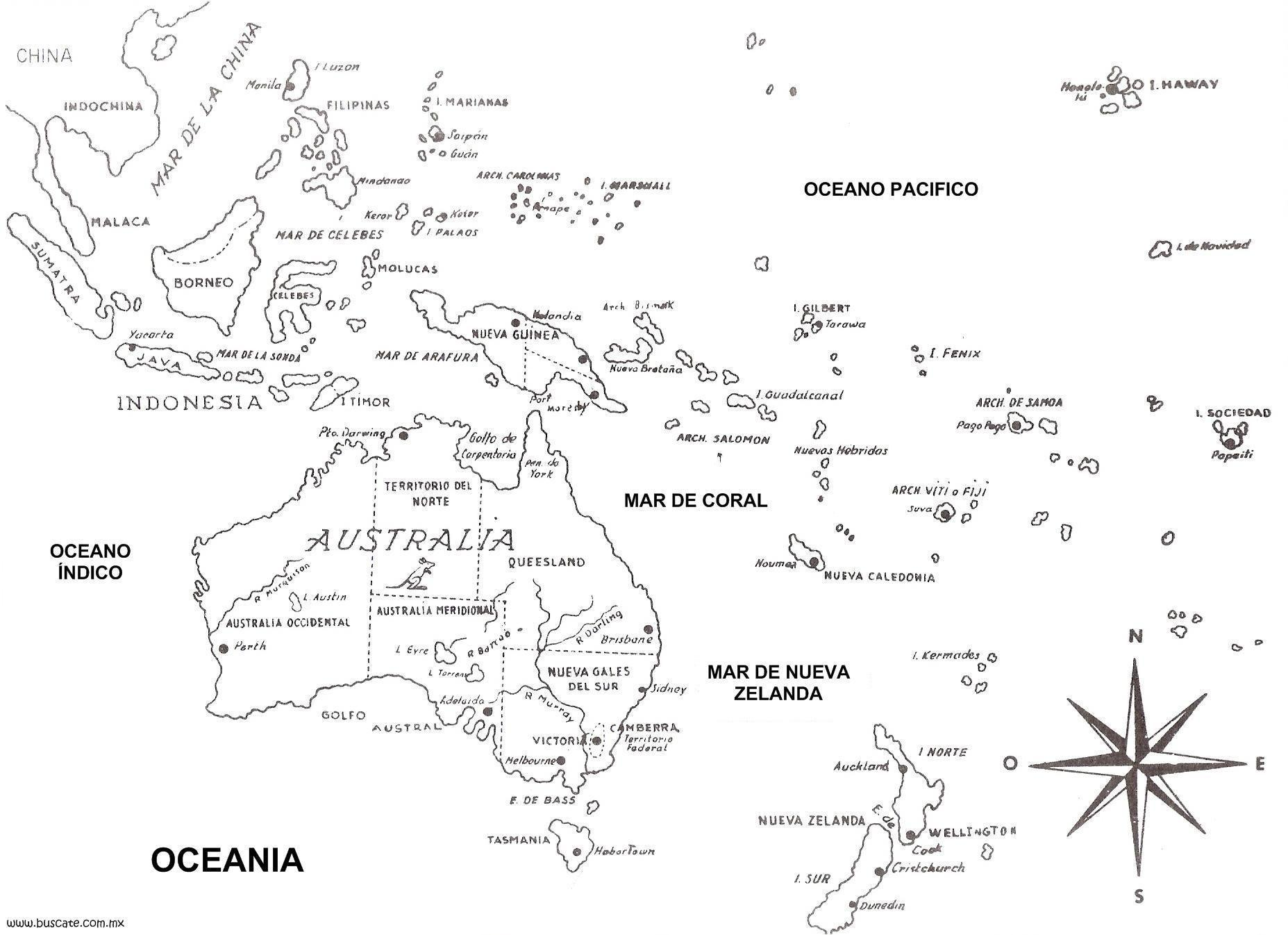 mapa continente asiatico - Gidiye.redformapolitica.co